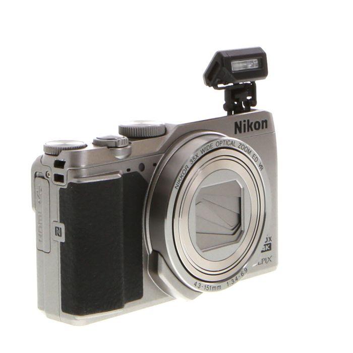 Nikon Coolpix A900 Digital Camera, Silver {20MP}