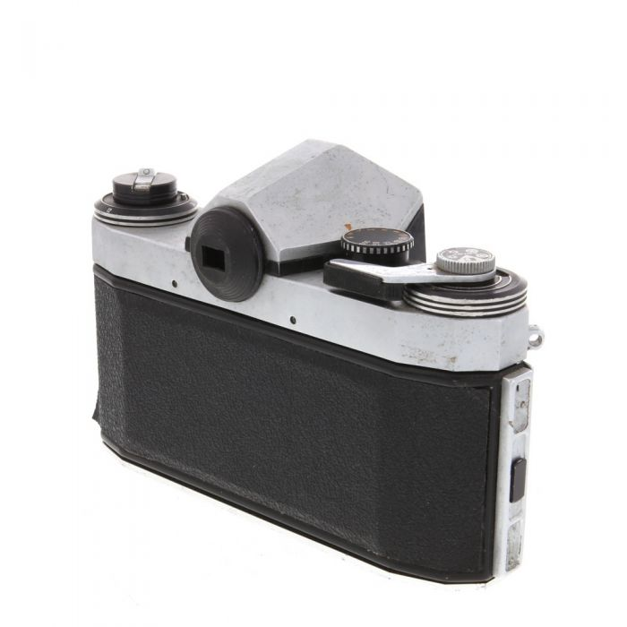 Hanimex Praktica TL M42 Mount  35mm Camera Body, Chrome