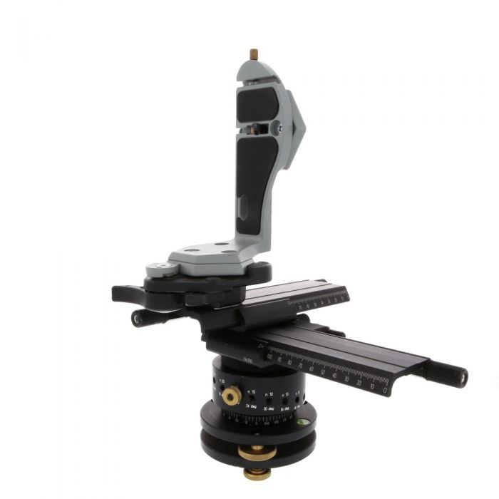Manfrotto 3418 QTVR Panoramic Head Kit with 338 QTVR Leveling Base