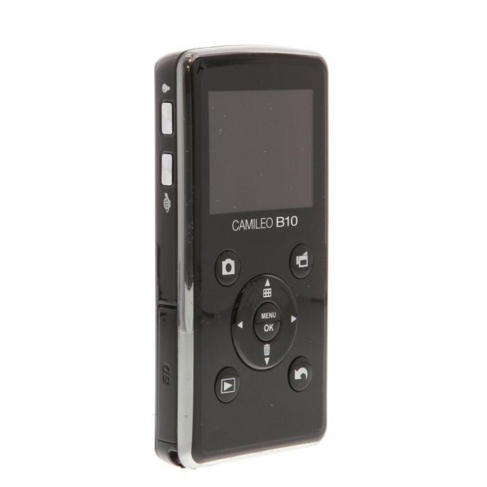 Toshiba Camileo B10 HD 1080p Video Camera Black {16 M/P}