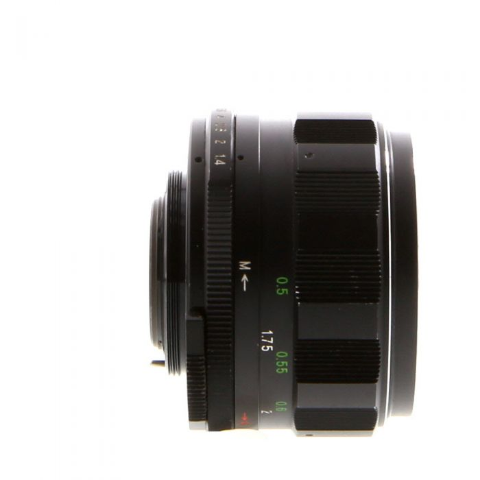 Sears 55mm F/1.4 Auto M42 Screw Mount Manual Focus Lens {55}