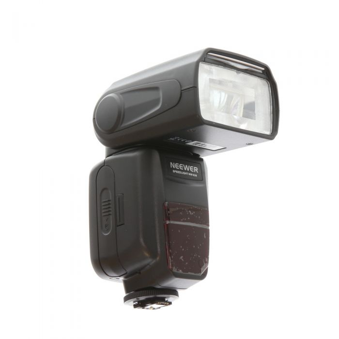 Neewer NW630 TTL Flash [GN58m] {Bounce, Swivel, Zoom} (For Sony Digital Cameras With Multi-Interface Shoe)