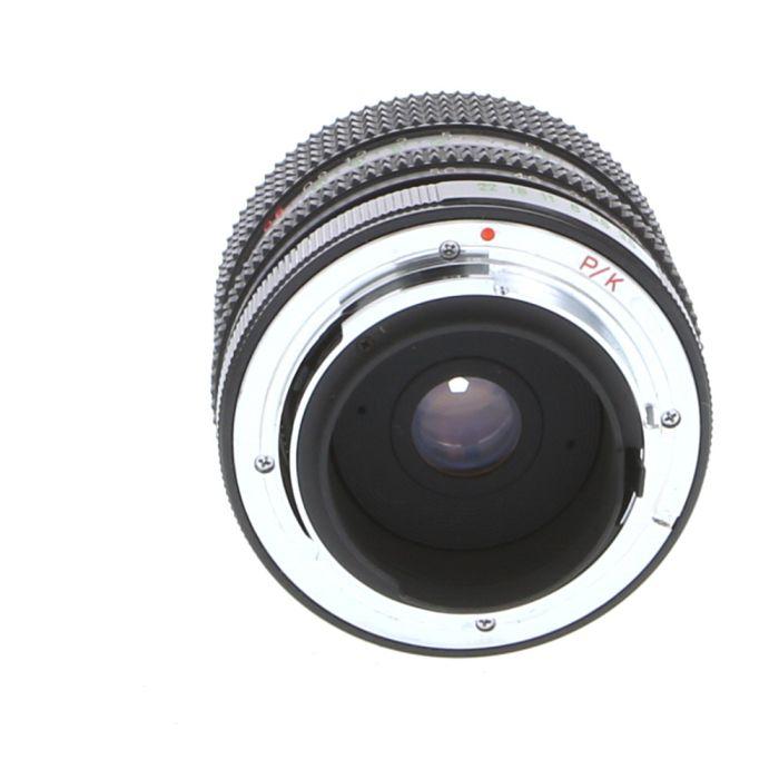 Hanimex 28-50mm F/3.5-4.5 Hi-Tech Macro Manual Focus Lens For Pentax K Mount {52}