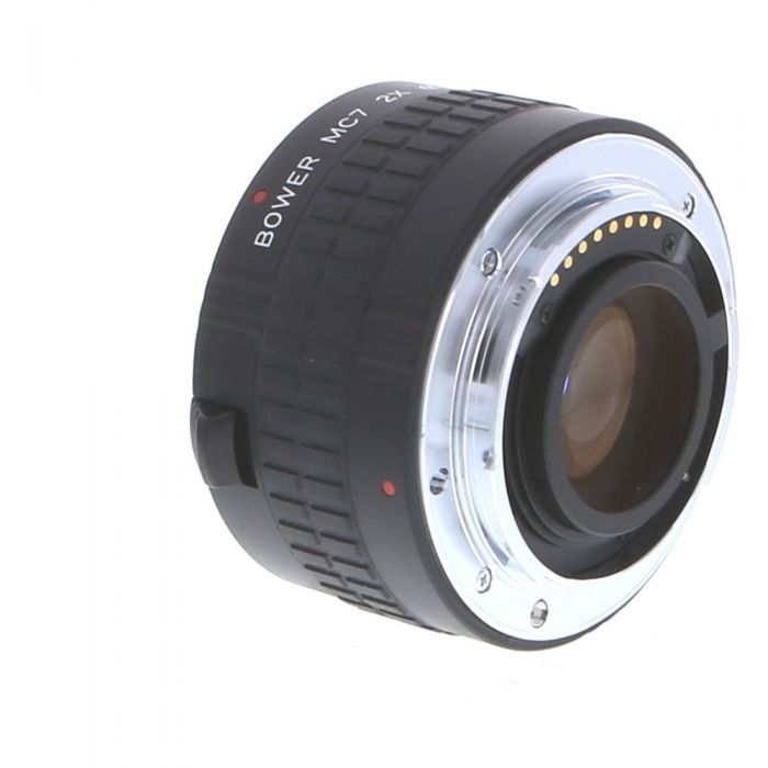 Bower 2X DGII MC7 Teleconverter for Sony Alpha Mount