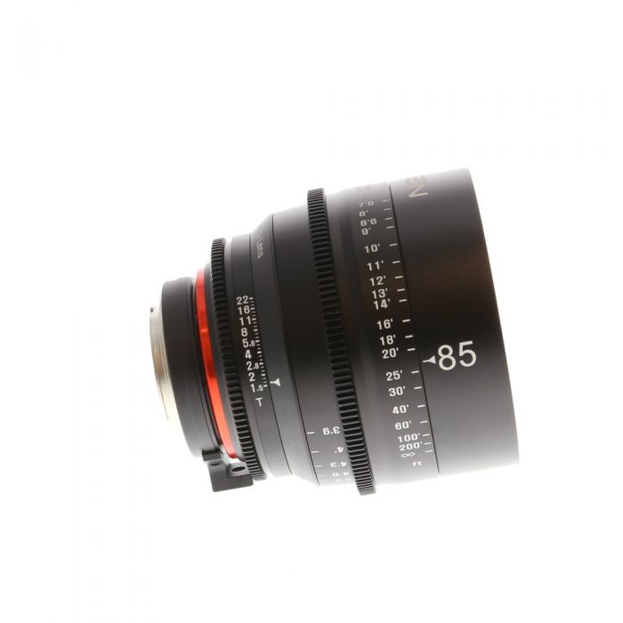 Rokinon Cine XEEN 85mm T1.5 Manual Lens for Canon EF-Mount {114}