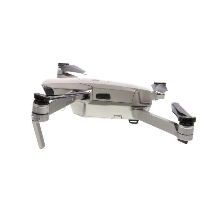 DJI Mavic Pro Drone, Platinum {4K120/12MP} (Requires MicroSD Card)