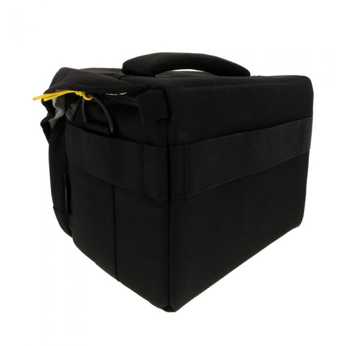 Ruggard Journey 34 DSLR Shoulder Bag, Black, (PSB-134B) 10x8x7.5