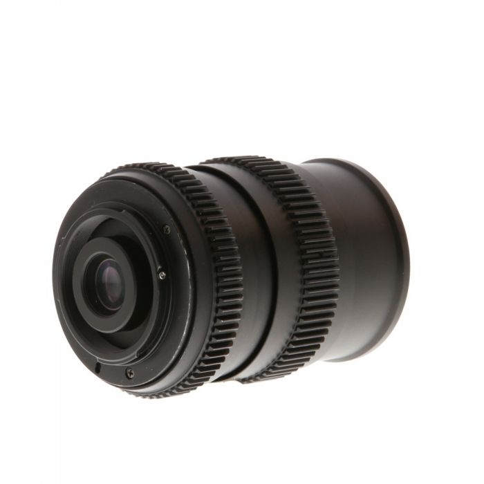 SLR Magic Cine 17mm T1.6 Manual Focus, Manual Aperture Lens for MFT Micro Four Thirds (52)