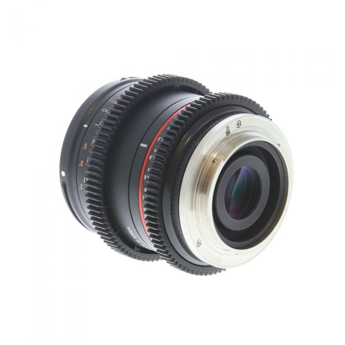 Rokinon Cine 21mm T1.5 CS E UMC Manual Lens for Sony E-Mount