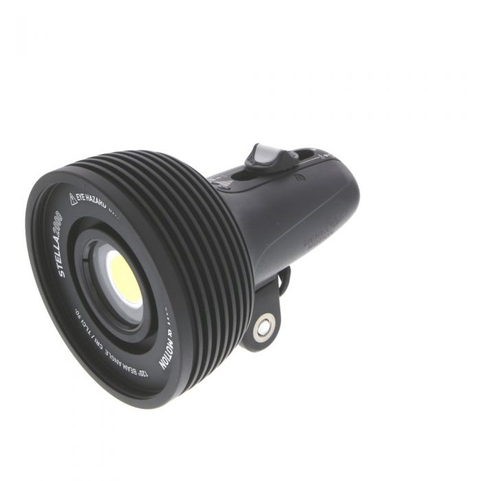 Light & Motion Stella 2000 LED Light (850-0336-A) with Barndoors