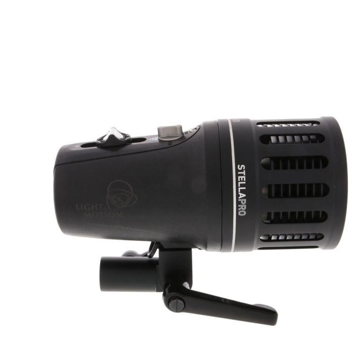 Light & Motion Stella Pro 5000 LED Light (850-0335-A) with Barndoors