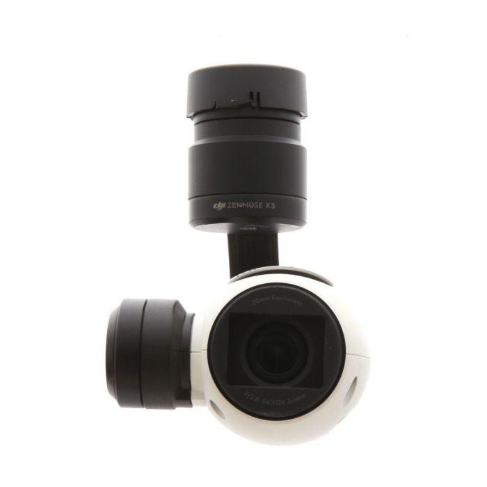 DJI Zenmuse X3 Gimbal Mount Camera for Inspire 1 & Matrice 100 Drones {4K/12MP}