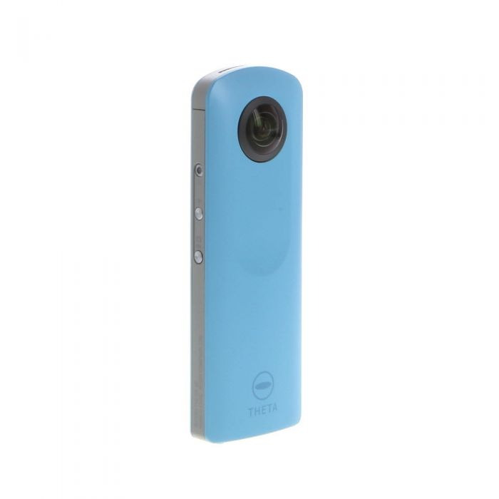 Ricoh Theta SC Spherical Digital Camera, Blue {12MP}