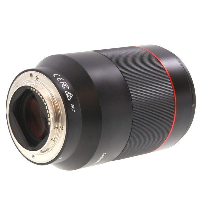 Samyang AF 35mm f/1.4 FE Lens for Sony E-Mount, Black {67}