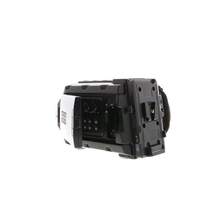 Blackmagic Design URSA Mini 4K Cinema Camera with PL-Mount (Requires User Interchangeable Battery Mount)