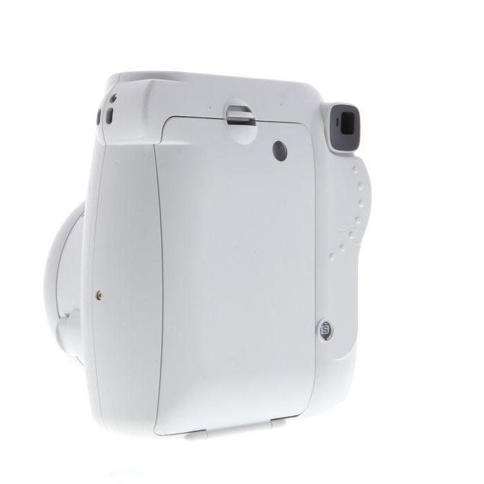 Fujifilm Instax Mini 9 Instant Print Camera, Smokey White