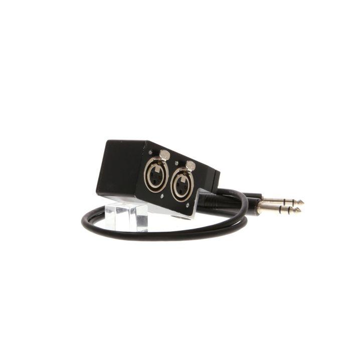 Wooden Camera A-Box (BMC) XLR Adapter for Blackmagic Design Cinema Camera (143900)