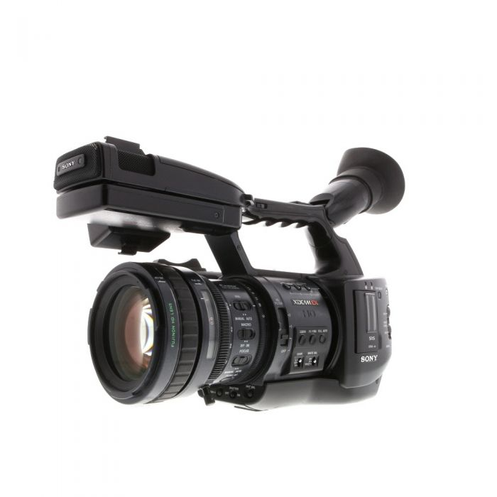 Sony PMW-EX1R XDCAM EX HD Video Camcorder