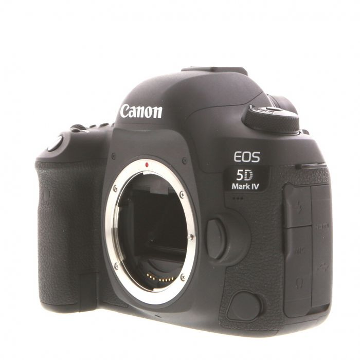 Canon EOS 5D Mark IV DSLR Camera Body {30.4MP} with Canon Log Update