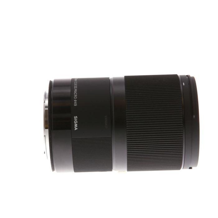 Sigma 70mm f/2.8 DG Macro A (Art) Full Frame Lens for Canon EF-Mount {49}