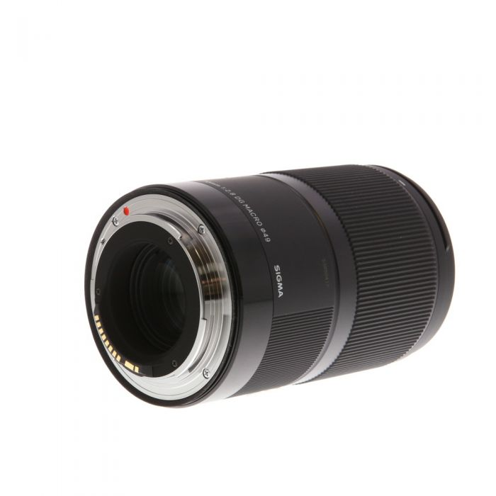 Sigma 70mm F/2.8 Macro DG A (Art) Lens For Canon EF Mount {49}