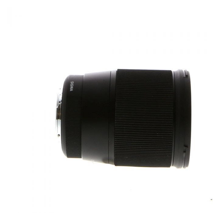 Sigma 16mm f/1.4 DC DN C (Contemporary) AF Lens for Micro Four Thirds System, Black {67}