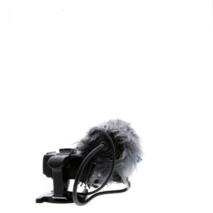 Sony XLR-K1M XLR Adapter Kit with Shotgun XLR Condenser Microphone ECM-XM1, XLR-A1M Adapter with Multi-Interface Shoe