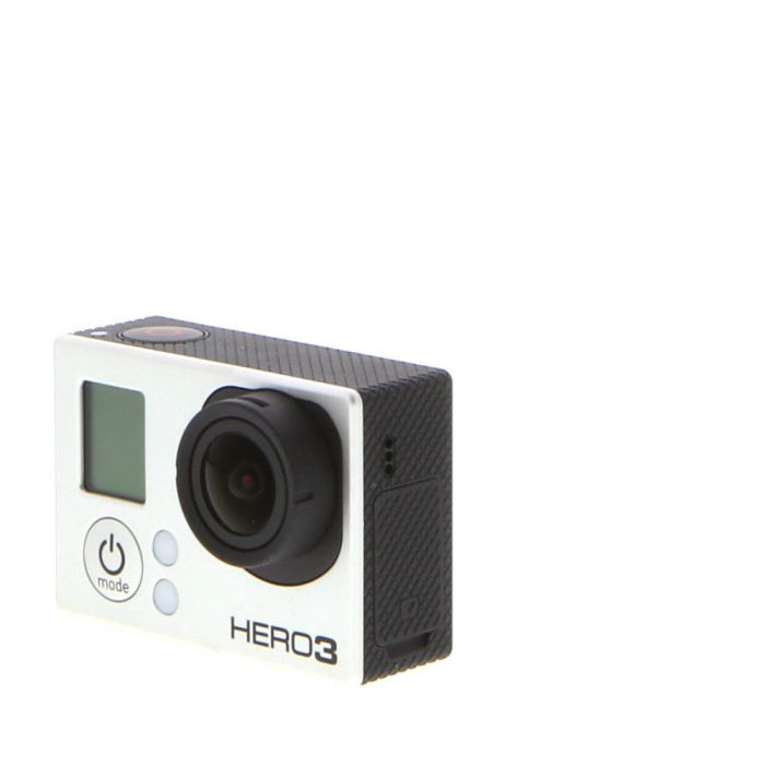 GoPro Hero 3 Black Edition Digital Action Camera Without Housing {12 M/P}