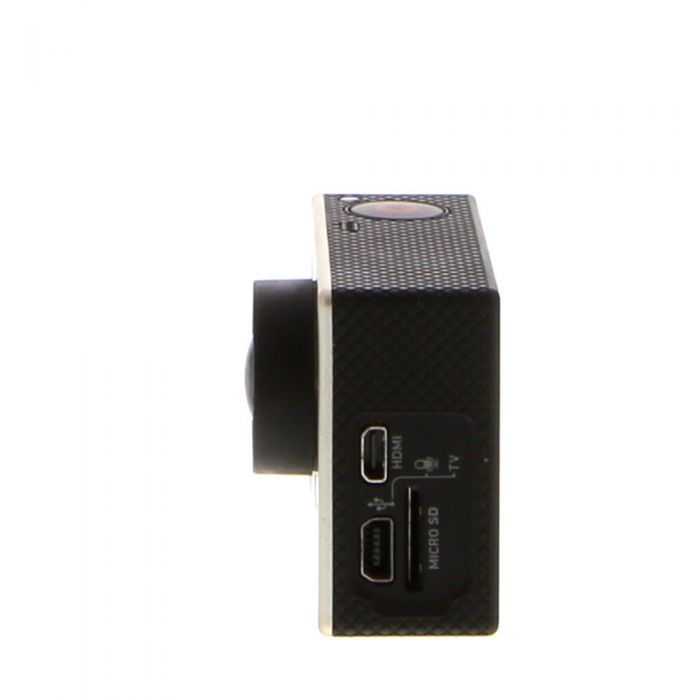 GoPro Hero 3+ Silver Edition Digital Action Camera Without Housing {12 M/P}