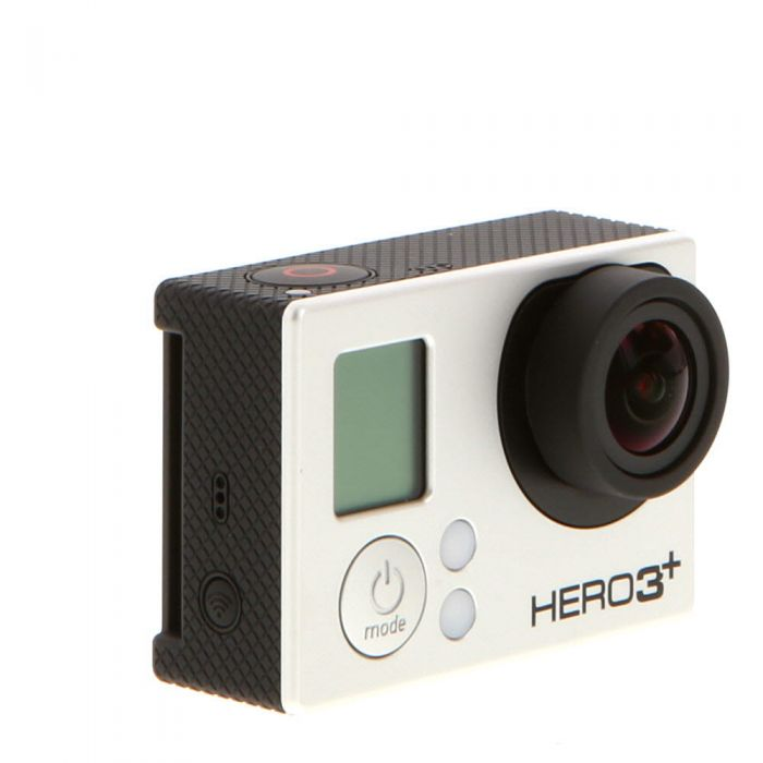 GoPro Hero 3+ Black Edition Digital Action Camera Without Housing {12 M/P}