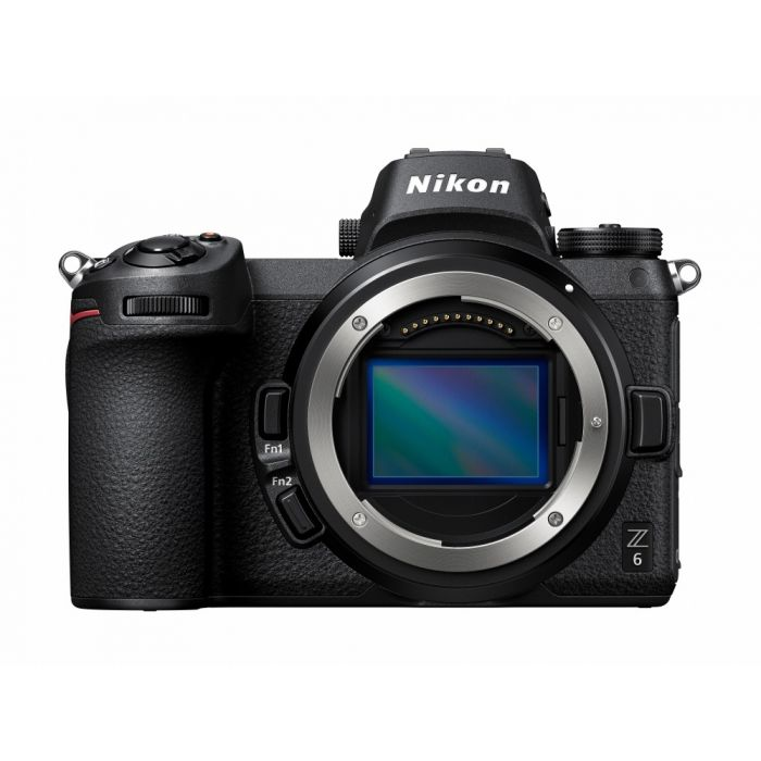 Nikon Z6 Mirrorless Digital Camera Body {24.5MP}
