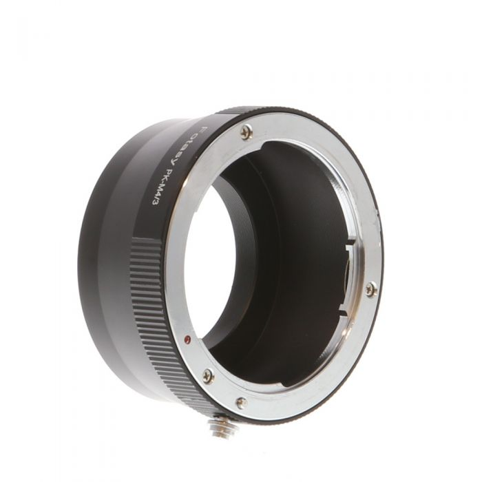 Fotasy Adapter Pentax K-Mount Lens to Micro Four Thirds Body