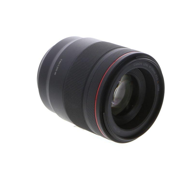 Canon RF 50mm f/1.2 L USM Full-Frame Lens RF-Mount {77}