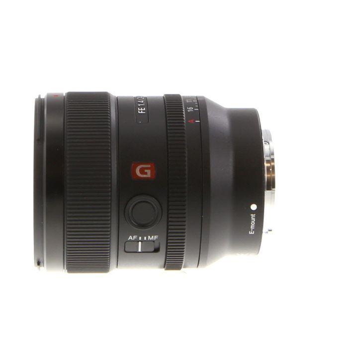 Sony FE 24mm f/1.4 GM E Mount Autofocus Lens, Black (SEL24F14GM) {67}