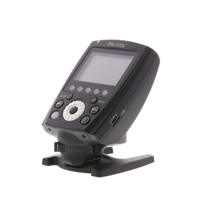 Phottix Odin II Wireless TTL Flash Trigger Transmitter for Canon