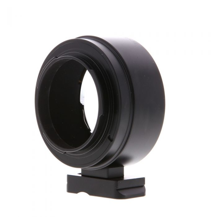 FotodioX PRO C/Y-NEX Adapter Contax/Yashica Mount Lens to Sony E-Mount with Tripod Mount (CY-SNYE-PRO)