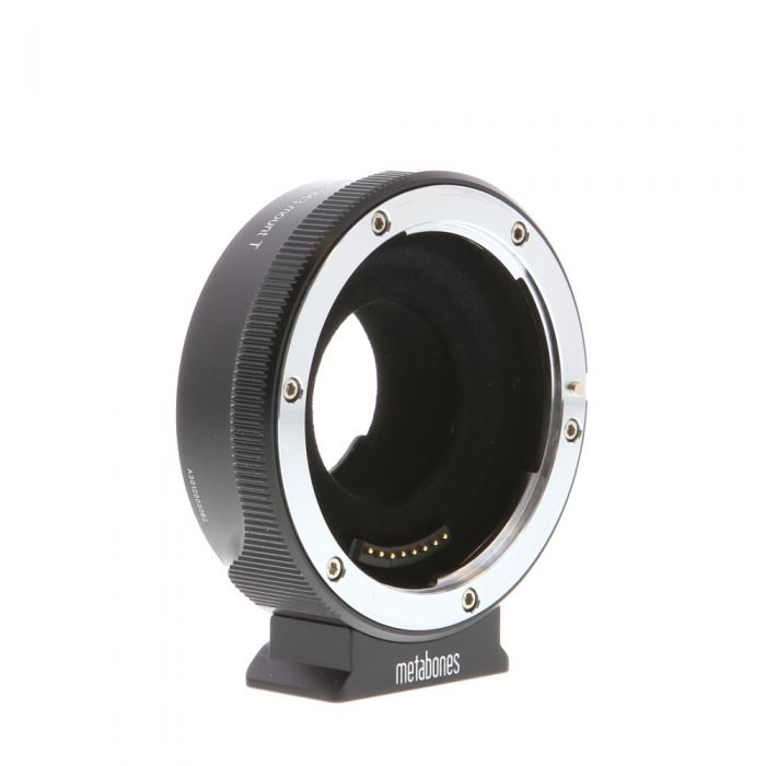 Metabones T Smart Adapter Canon EF-Mount Lens to MFT Micro Four Thirds (MB_EF-M43-BT2) with Tripod Foot