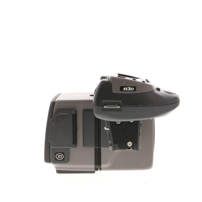 Hasselblad H3D-31 Medium Format DSLR Camera Body {31MP}