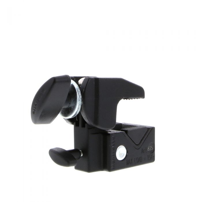 Manfrotto 635 Quick Action Super Clamp with 1 Wedge