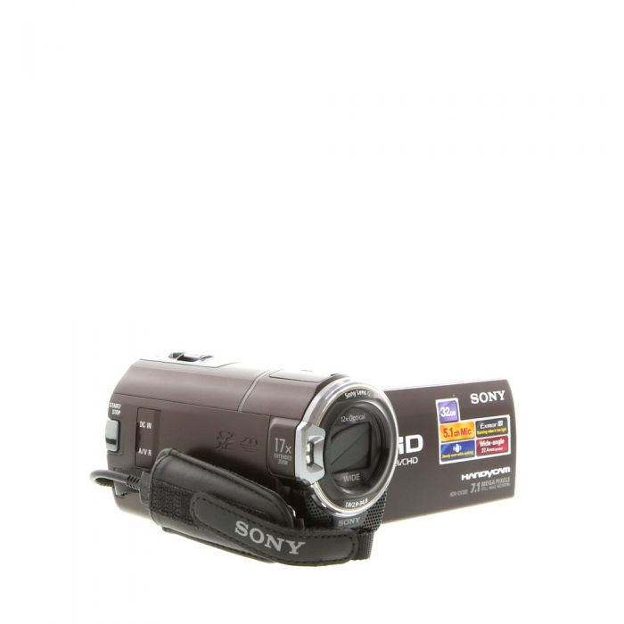 Sony HDR-CX360V HD Handycam Video Camera