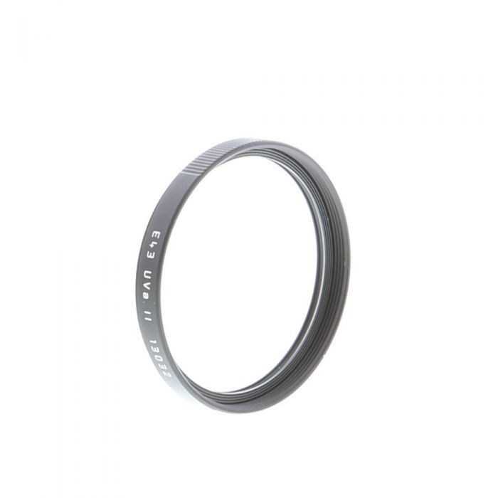 Leica 43mm UVA II Black E43 13032 Filter