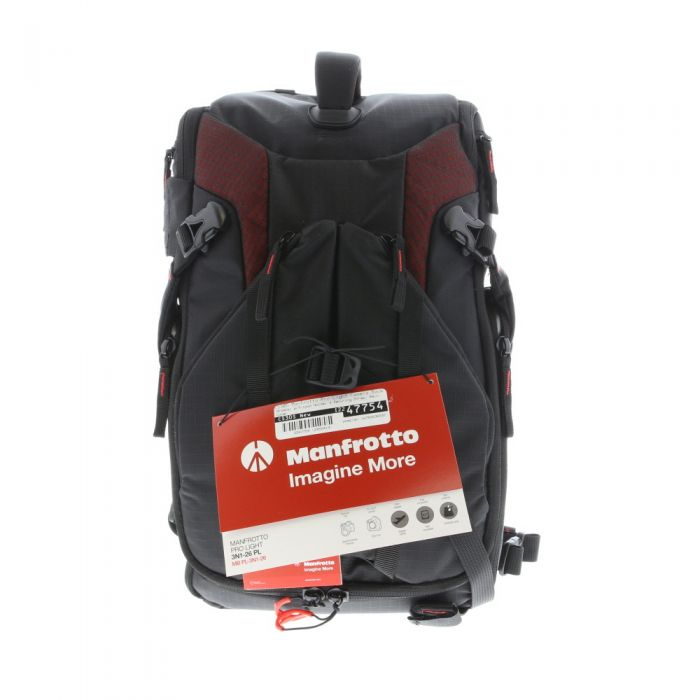 Manfrotto Pro Light 3N1-26 Backpack (MB PL-3N1-26) 18.1x10.2x10.2\