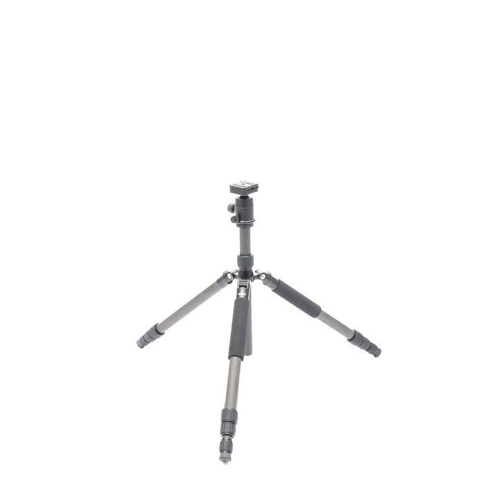 Terra Firma T-CF450-BH280 Carbon Fiber Tripod with BH280 Ball Head (Arca-Style), Black, 4-Section, 18.5-68.25\