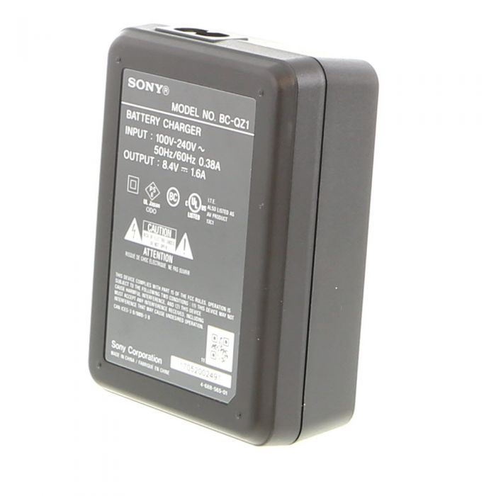 Sony BC-QZ1 Battery Charger for NP-FZ100