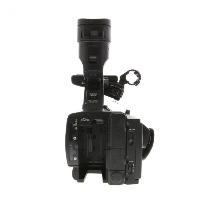 Sony HXR-NX5U NXCAM Camcorder without XLR Microphone