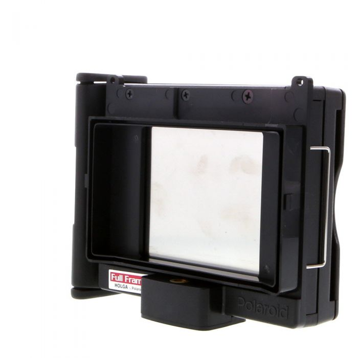 Polaroid CB80 Full Frame Filmholder for Holga 120S/120SF