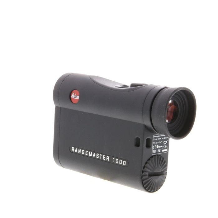 Leica Rangemaster CRF 1000 Rangefinder (40529)
