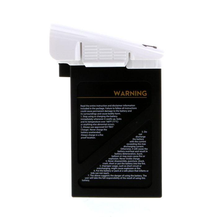 DJI Intelligent Flight Battery TB47 for Inspire 1, White Drone (99.9Wh-22.2V)