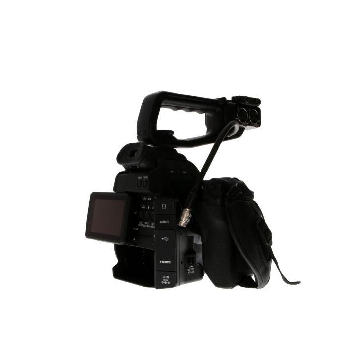 Canon Cinema EOS C100 Camcorder Body (EF Mount) with Dual Pixel CMOS AF Upgrade