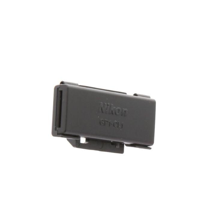 Nikon GP1-CL1 Camera Strap Clip for GP-1 GPS Unit (27005)